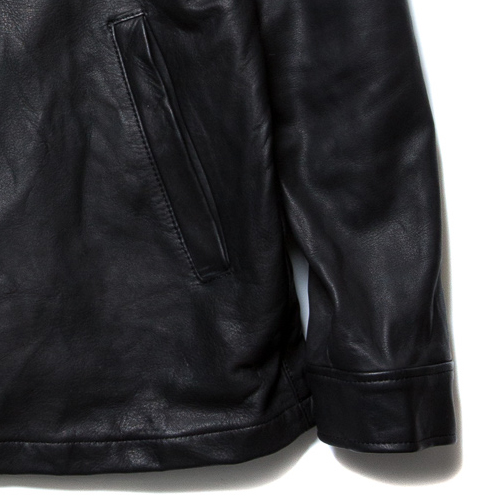 Leather Coach JKT