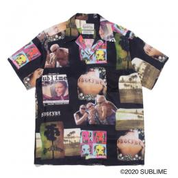 SUBLIME / S/S HAWAIIAN SHIRT (TYPE-1)