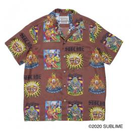 SUBLIME / S/S HAWAIIAN SHIRT (TYPE-2)
