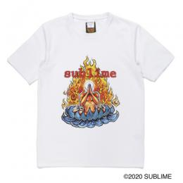 SUBLIME / WASHED H/W CREW NECK T-SHIRT (TYPE-4)