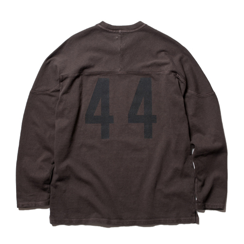DYED NUMBERING LS TEE ★30%OFF★