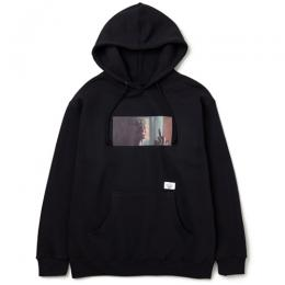 "L/S PULLOVER HOODED SWEAT ""DAVID"""