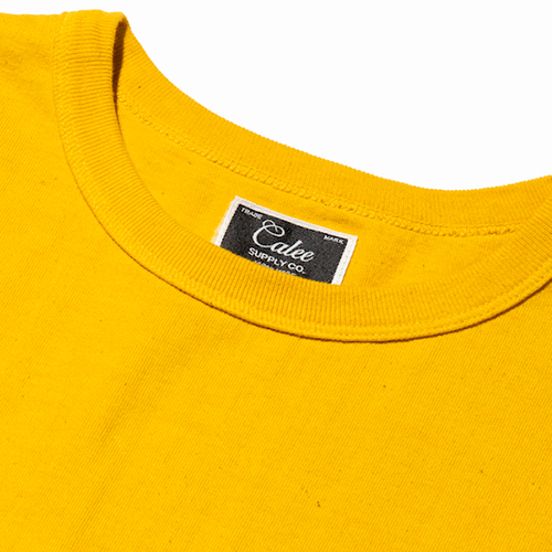 BINDER NECK COLOR T-SHIRT