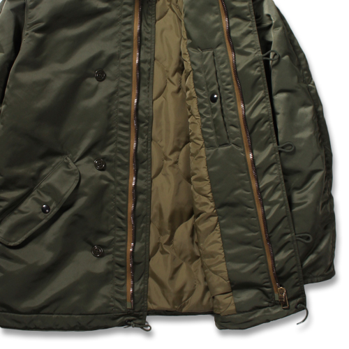 IMPERMEABLE DECK JACKET (TYPE-1)