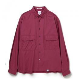 "L/S SHIRT JACKET ""MARSHALL"""