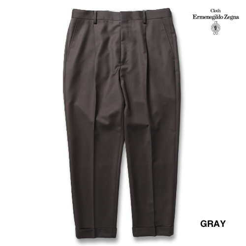 PLEATED TROUSERS (TYPE-1)