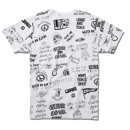 DRAWING TEE ★40%OFF★