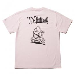 Print S/S Tee (MR.NATURAL)