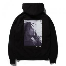 ×BOB MARLEY WASHED H/W P/O HOODED SWEAT SHIRT