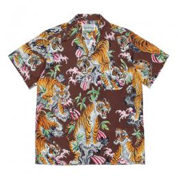 TIMLEHI / S/S HAWAIIAN SHIRT