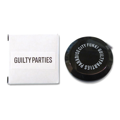 GUILTY PARTIES TAPE MEASURE