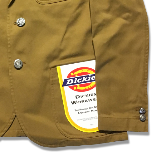 DICKIES X THE STYLIST JAPAN 2B JKT