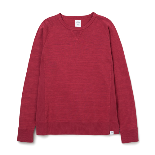 "L/S C-NECK SWEAT ""LANGSTON"" ★30%OFF★"