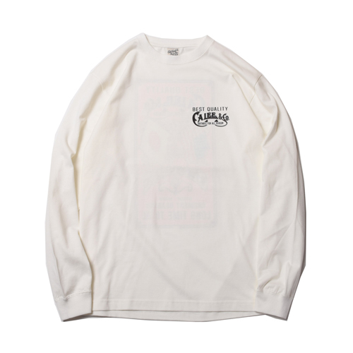 MAIN LOGO L/S T-SHIRT
