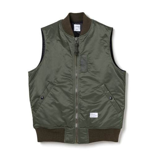 "TYPE MA-1 VEST ""DUFFY"" ★30%OFF★"