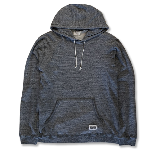 PULLOVER HOODED SWEAT SHIRT (TYPE-2)