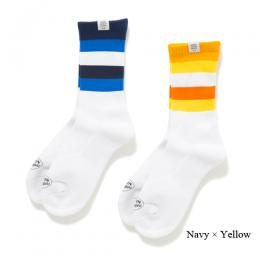 "2 Pcs PACK LINE SOCKS ""LARRY"""