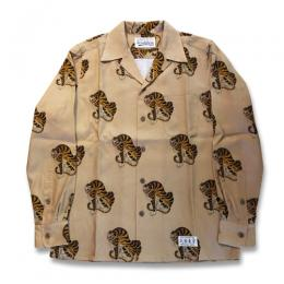"""TIGER"" L/S HAWAIIAN SHIRT"