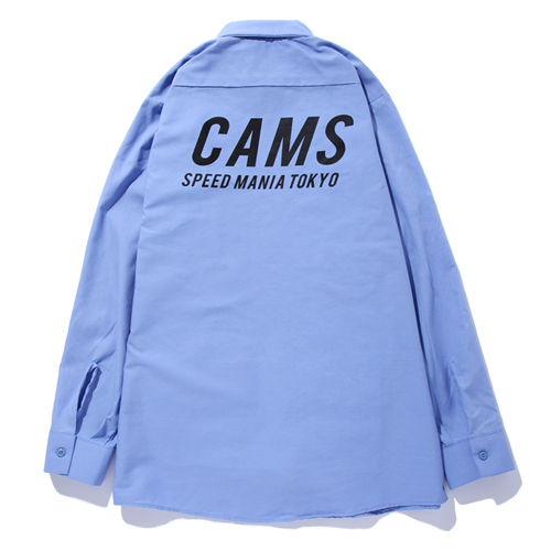 CAMS WORK SHIRT