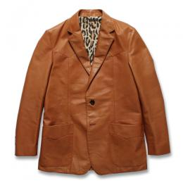 LEATHER WESTERN JACKET (TYPE-2)