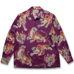TIM LEHI / L/S HAWAIIAN SHIRT (TYPE-1)