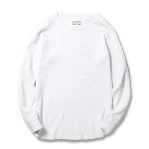 CREW NECK THERMAL SHIRT (TYPE-4)