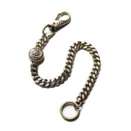 CONCHO WALLET CHAIN [17AW002AC]