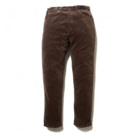 Corduroy 5 Pocket Loose Fit Pants
