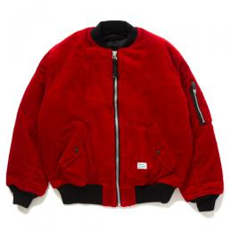 "CORDUROY TYPE MA-1 JACKET ""GUNDY"" ★30% OFF★"