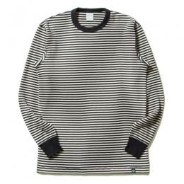 Waffle Thermal Border L/S Tee