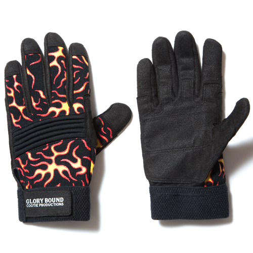 Crazy Fingers Mechanic Gloves
