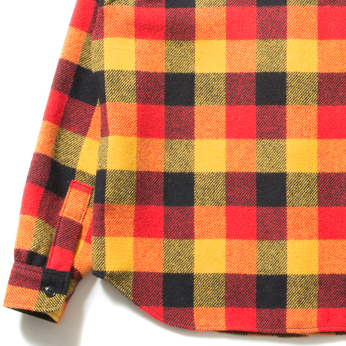 Buffalo Check L/S C.P.O Shirt