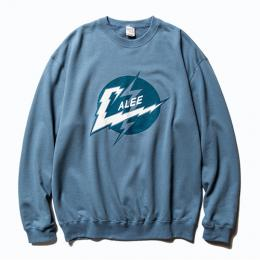LIGHTNING LOGO CREW NECK SWEAT