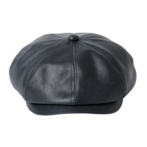 LEATHER CASQUETTE ★40%OFF★