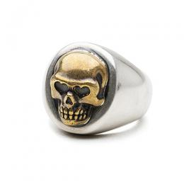 "SKULL RING ""BROOKE"" ★30%OFF★"