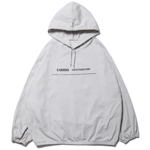 Over Dyed Pullover Parka