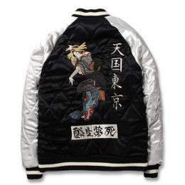 REVERSIBLE SKA JACKET -B- (TYPE-2)