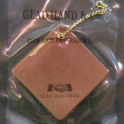 GH LEATHER AIR FRESHENER