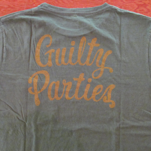 CIRCLE TRUNK PK TEE (Guilty Parties)