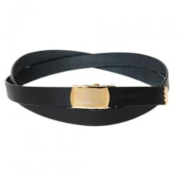 Leather Narrow G.I Belt