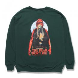 JIM JARMUSCH / CREW NECK SWEAT SHIRT ( TYPE-3 )