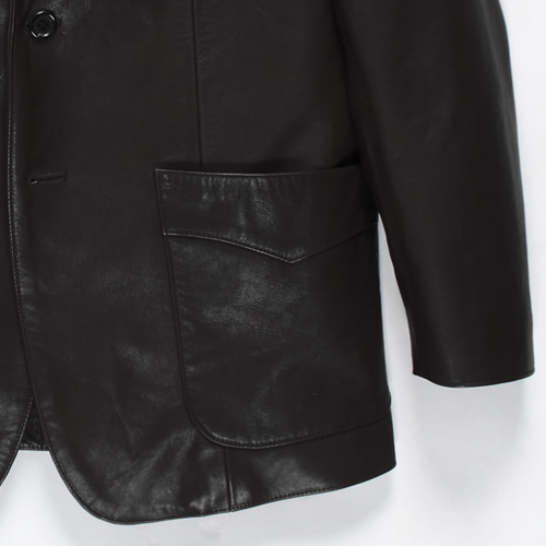 LEATHER WESTERN JACKET ( TYPE-2 )
