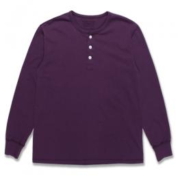 U.S.A COLOR HENRY NECK UNDER SHIRT