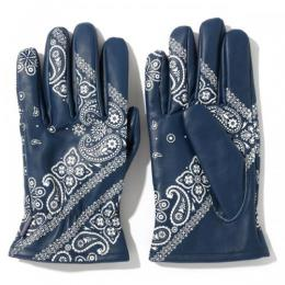 BANDANNA LEATHER GLOVE