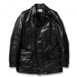 LEATHER CAR COAT (TYPE-1)