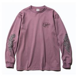 FOLIAGE SCROLL L/S T-SHIRT