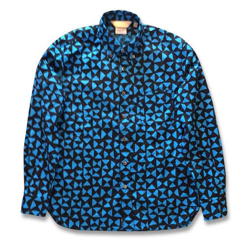 TENDERLOIN x THE STYLIST JAPAN B.D SHIRT (BLUE)