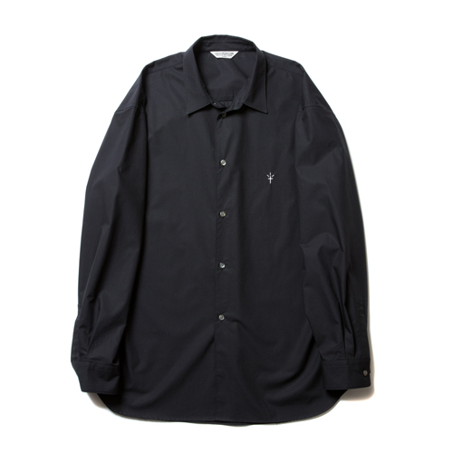 Supima Typewriter L/S Shirt
