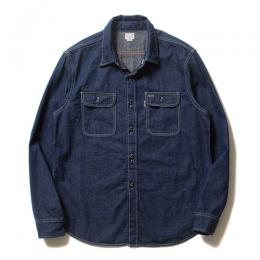 Denim L/S Work Shirt