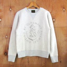GLADDEN - SWEAT GRAPHIC L. HAND PAINT